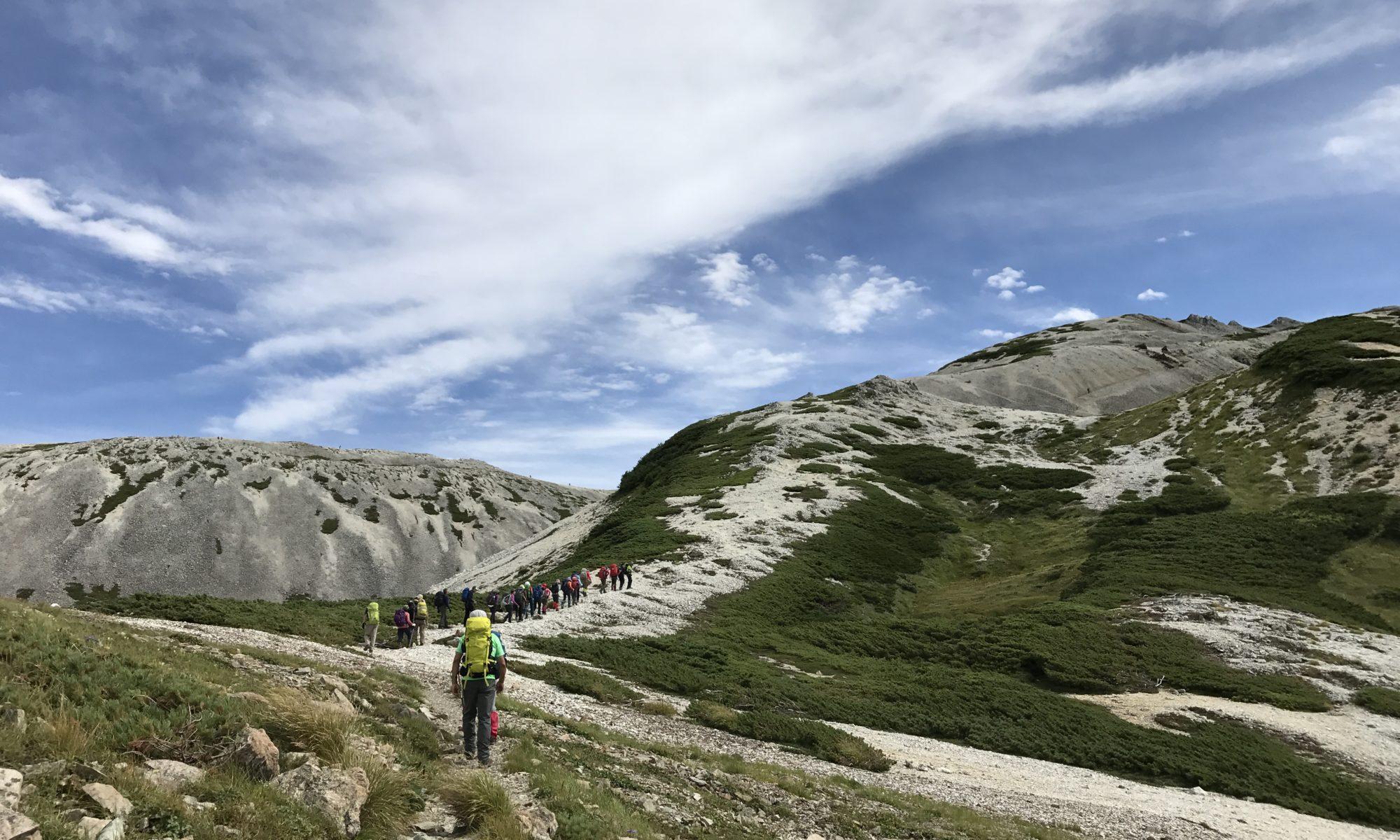 山岳ココロの救助隊